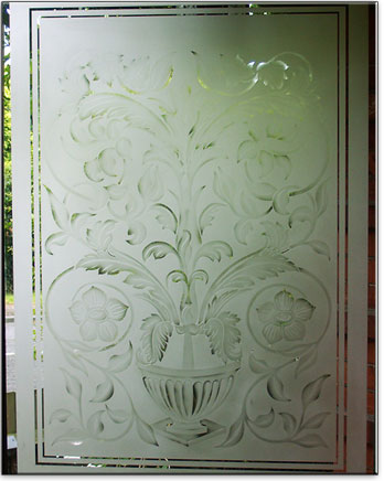 Etched glass/trophies